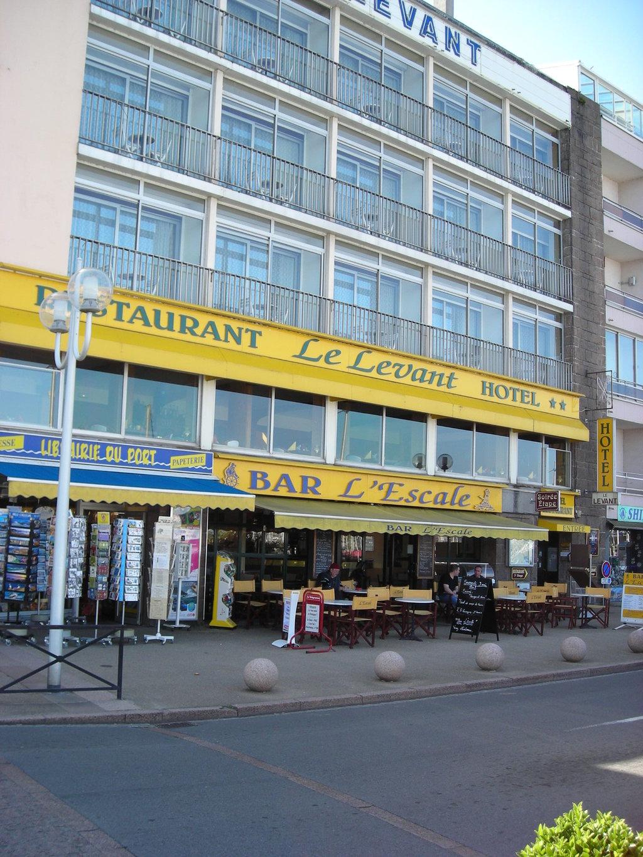 Le Levant Hotel-Restaurant
