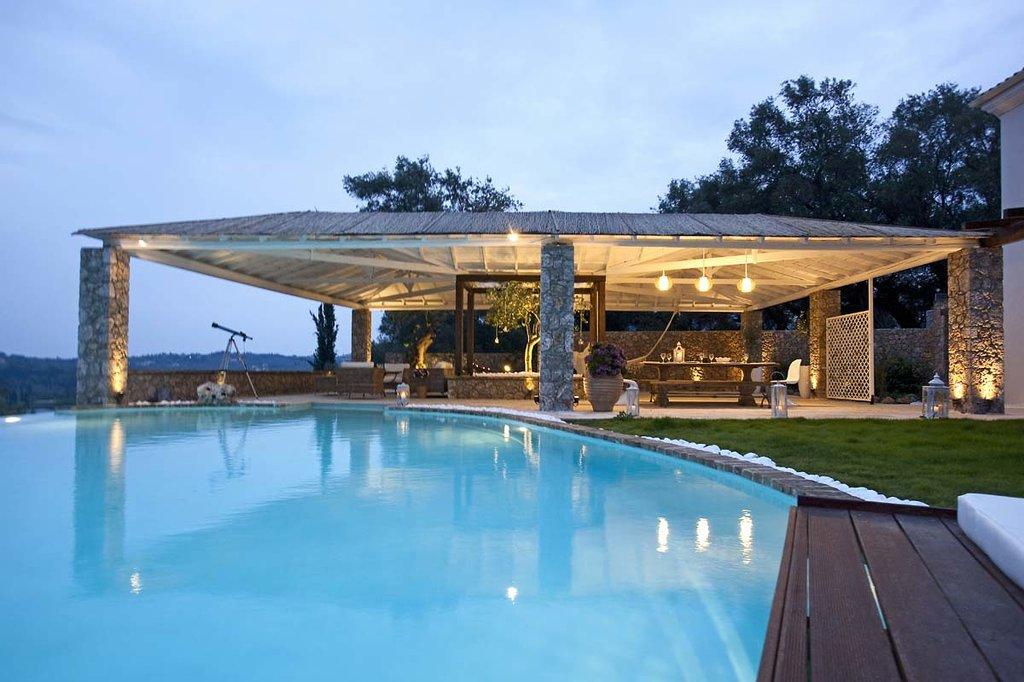 Luxury Villa Piedra Corfu