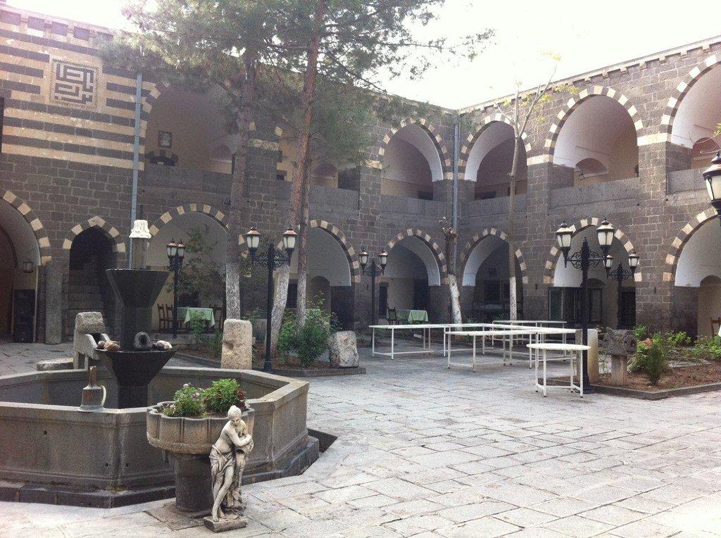 Otel Buyuk Kervansaray