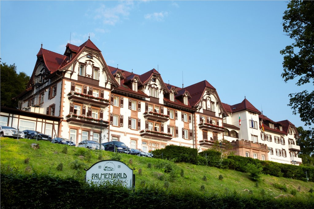 Hotel Palmenwald Schwarzwaldhof