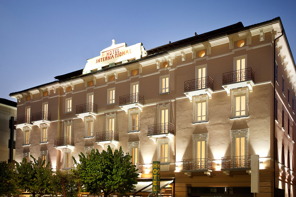 ‪Hotel and SPA Internazionale‬