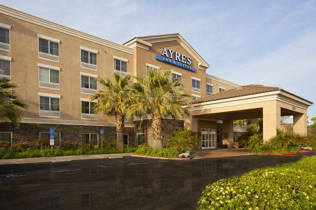 安大略米爾斯購物中心艾爾斯飯店