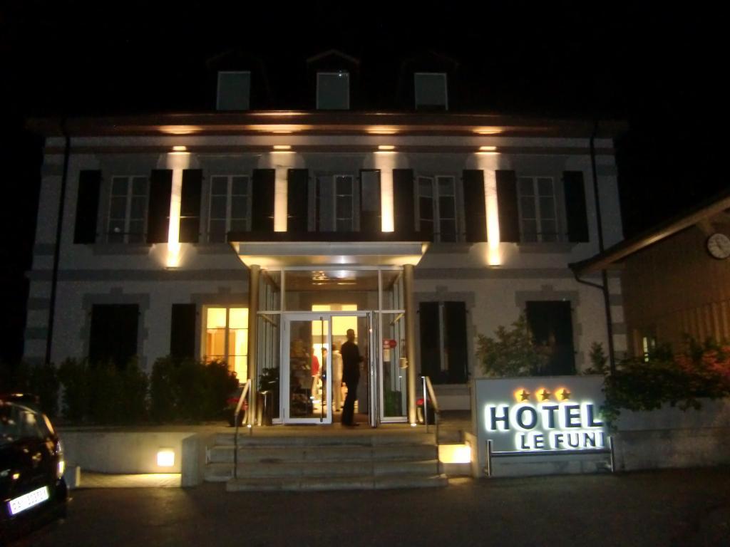 Hotel Le Funi de Cossonay