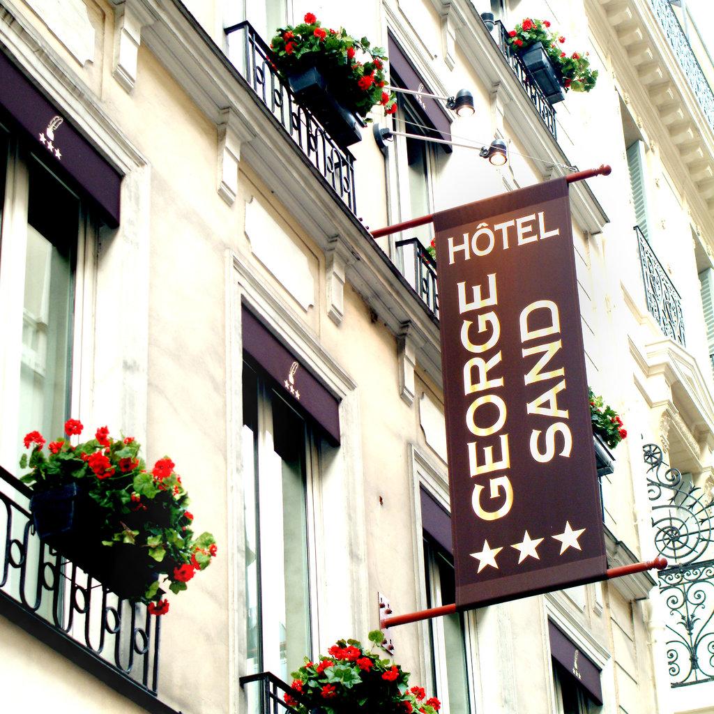 喬治沙酒店