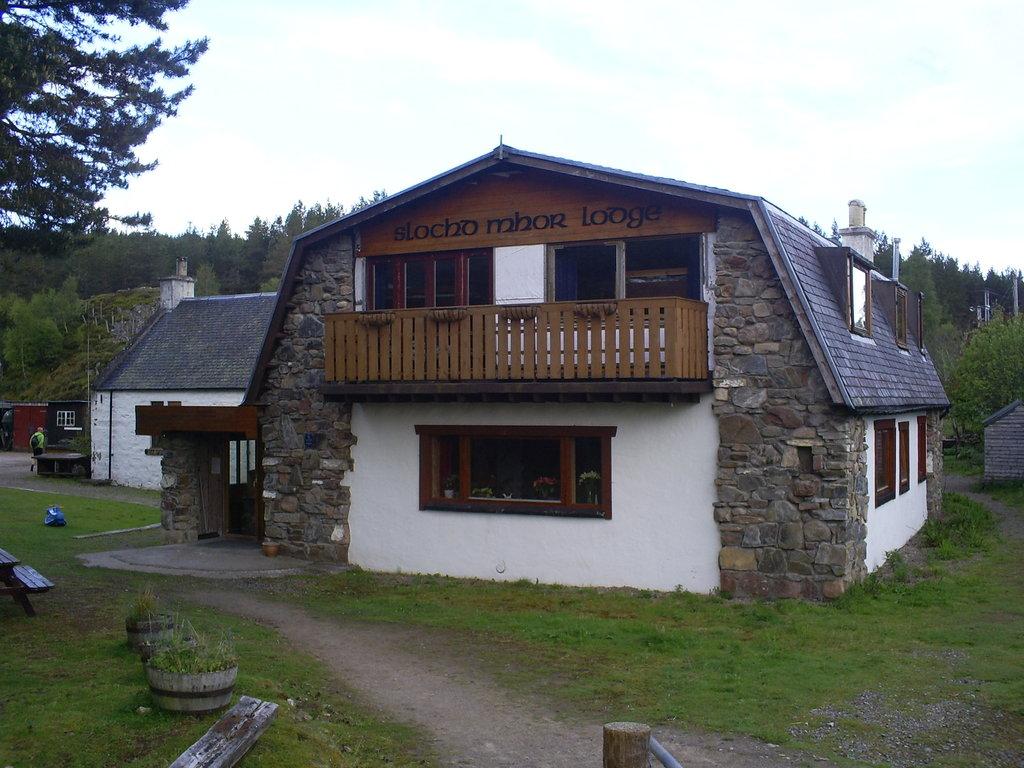 Slochd Mhor Lodge