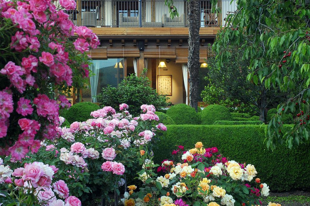 El Jardin del Convento