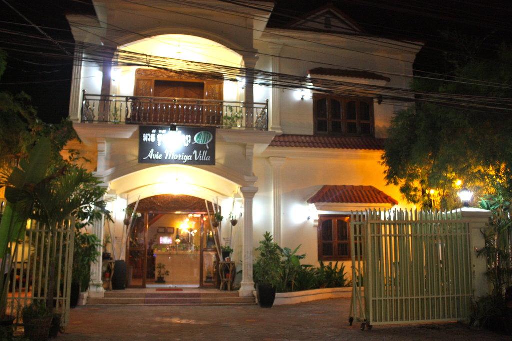 Avie Moriya Villa