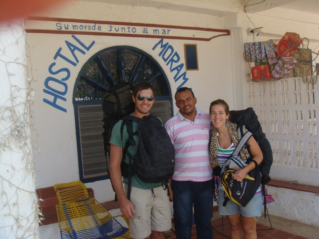 Moramar Backpackers International