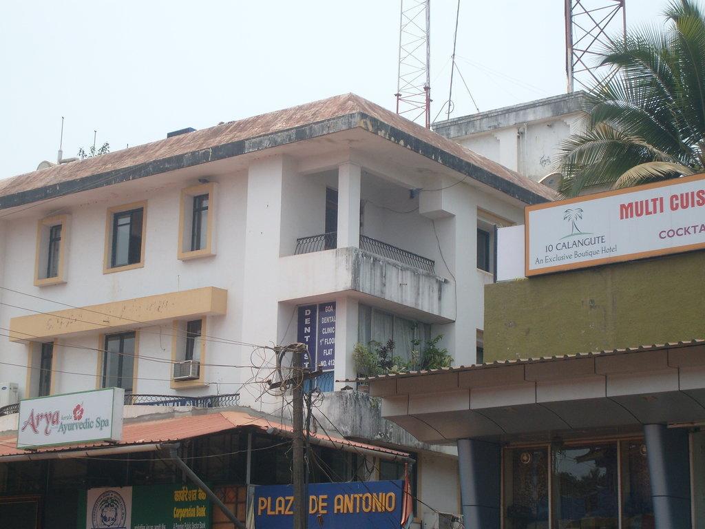 Plaza de Antonio