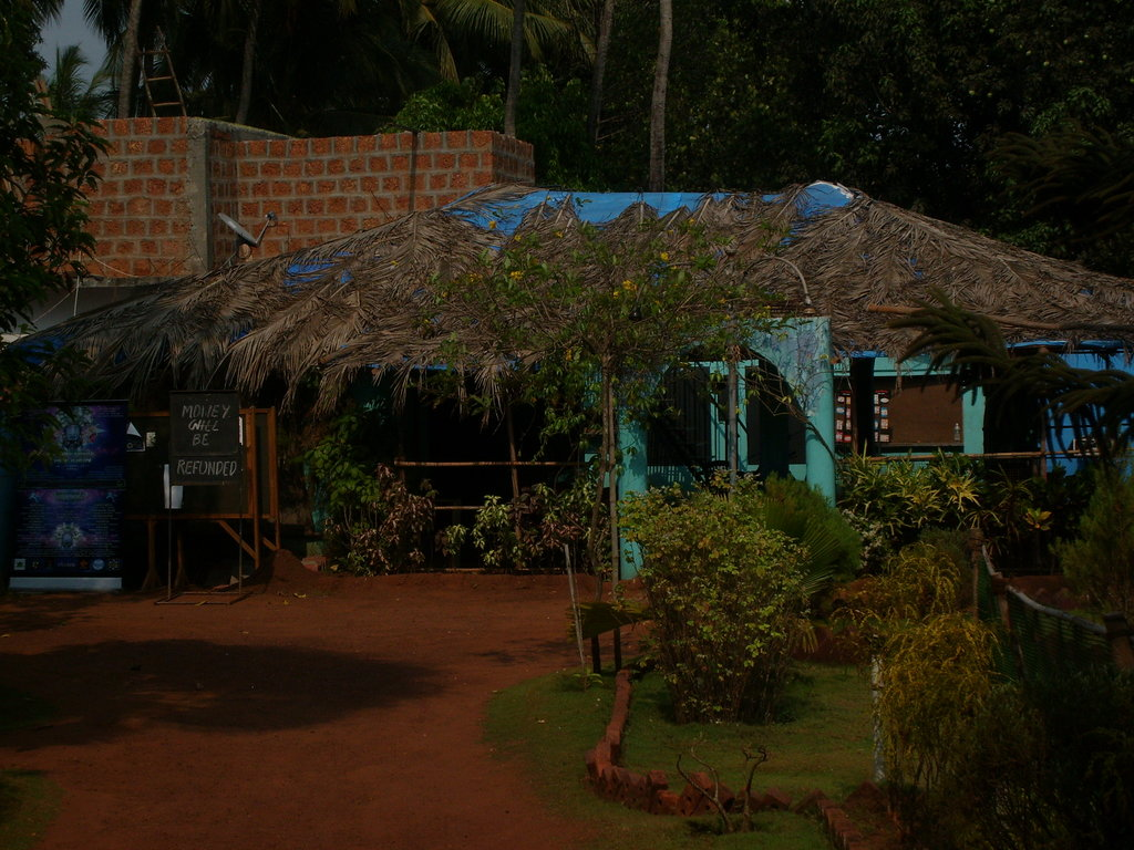 Hilltop Goa Lodge
