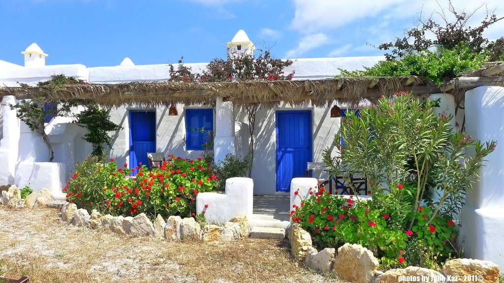 Michalis Little Houses