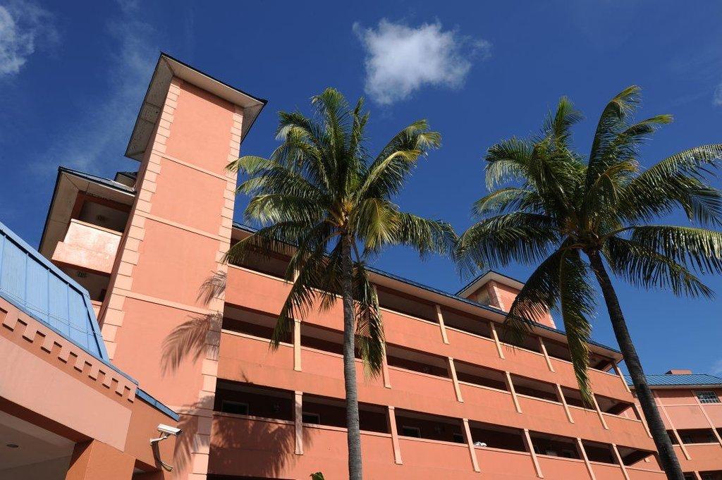 Nassau Palm Hotel