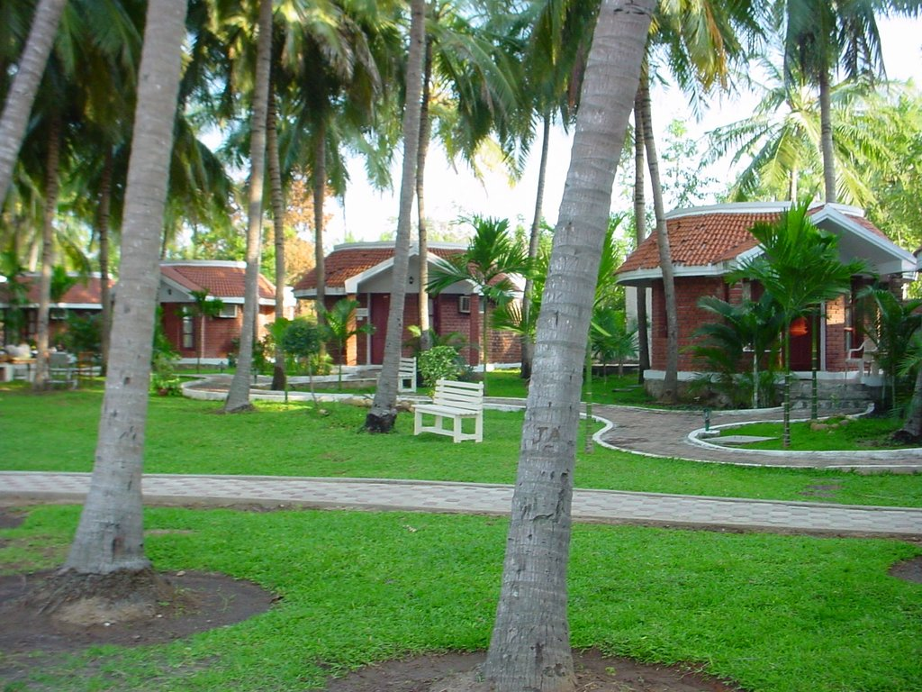 Green Coconut Resort