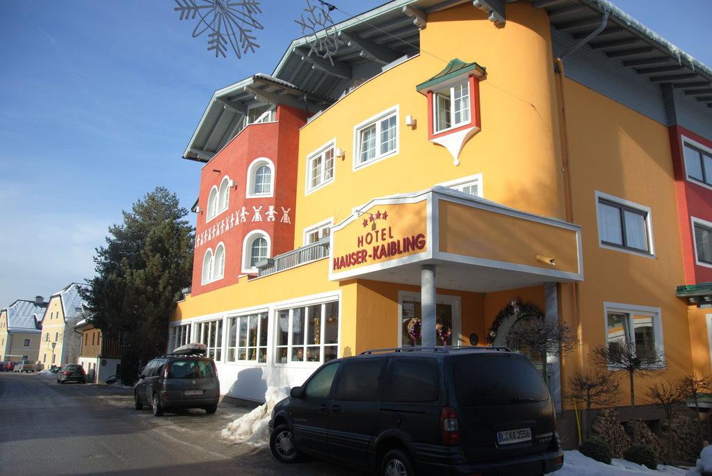 Familienhotel Hauser Kaibling
