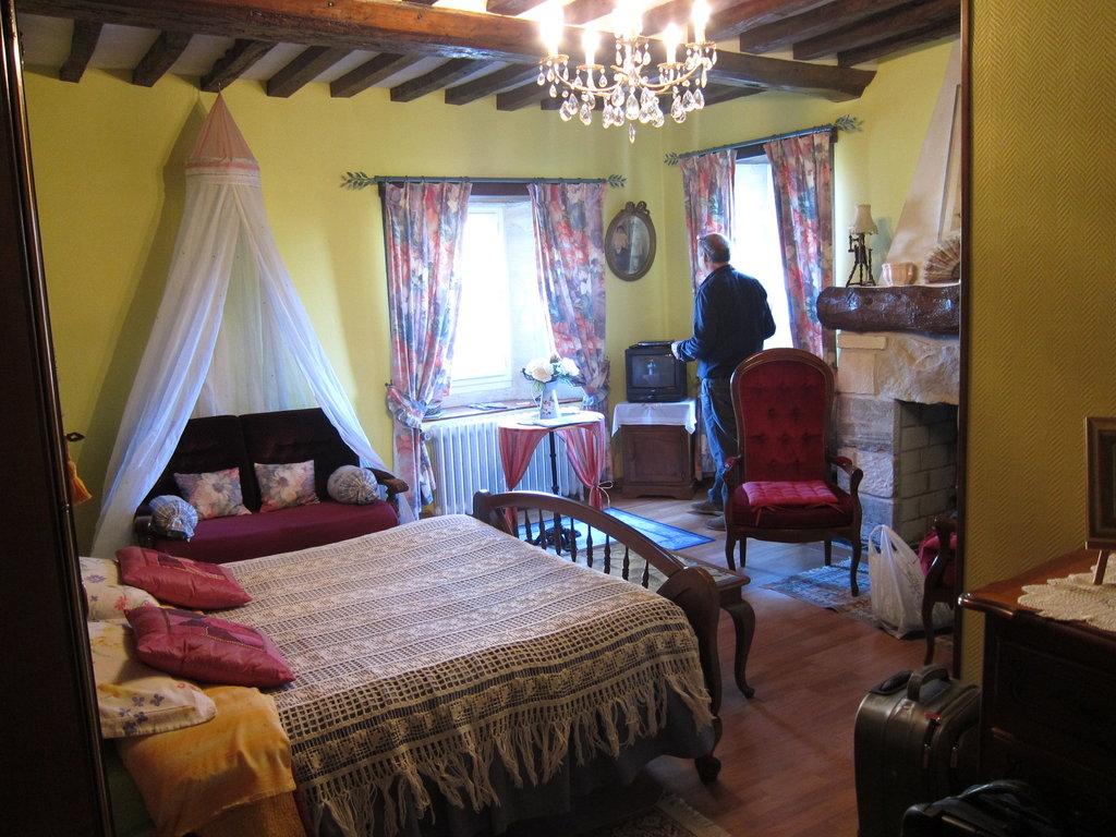 Le Manoir de Marefontaine