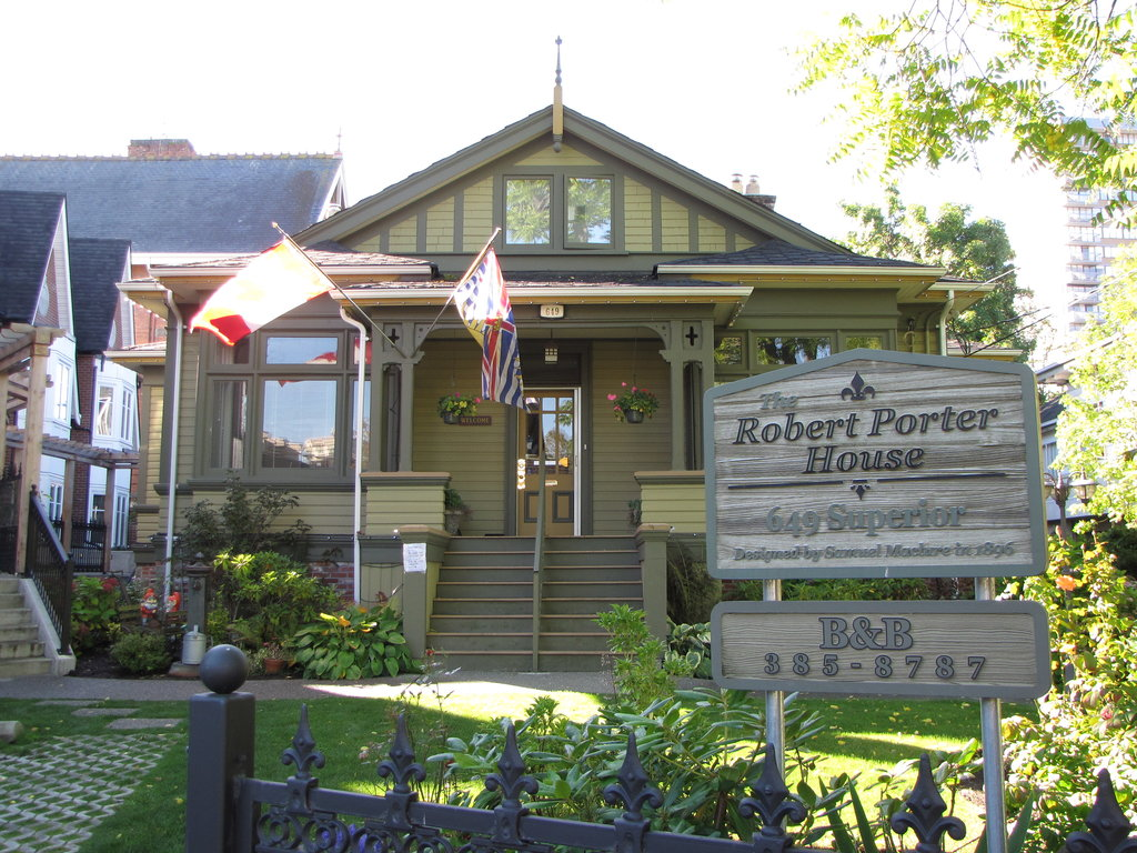 Robert Porter House B&B