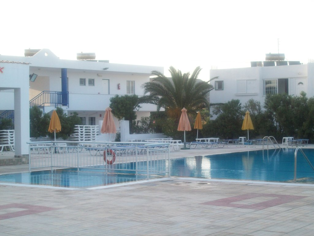 Nikos II Apartments