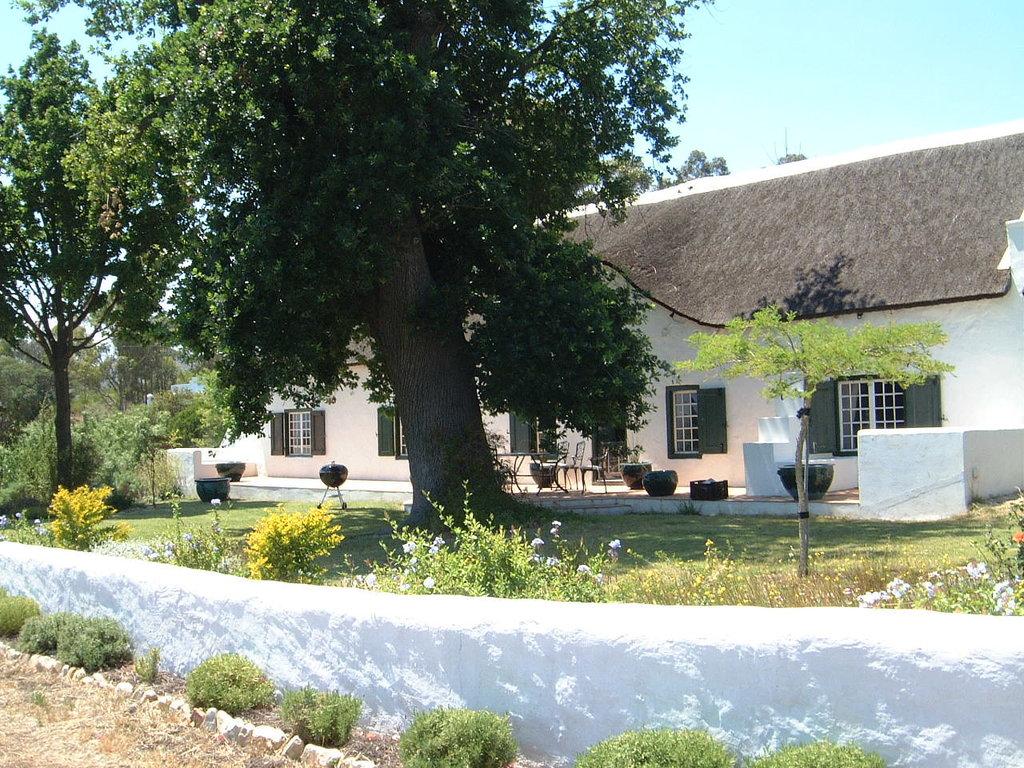 Eensgevonden Vineyard Cottages