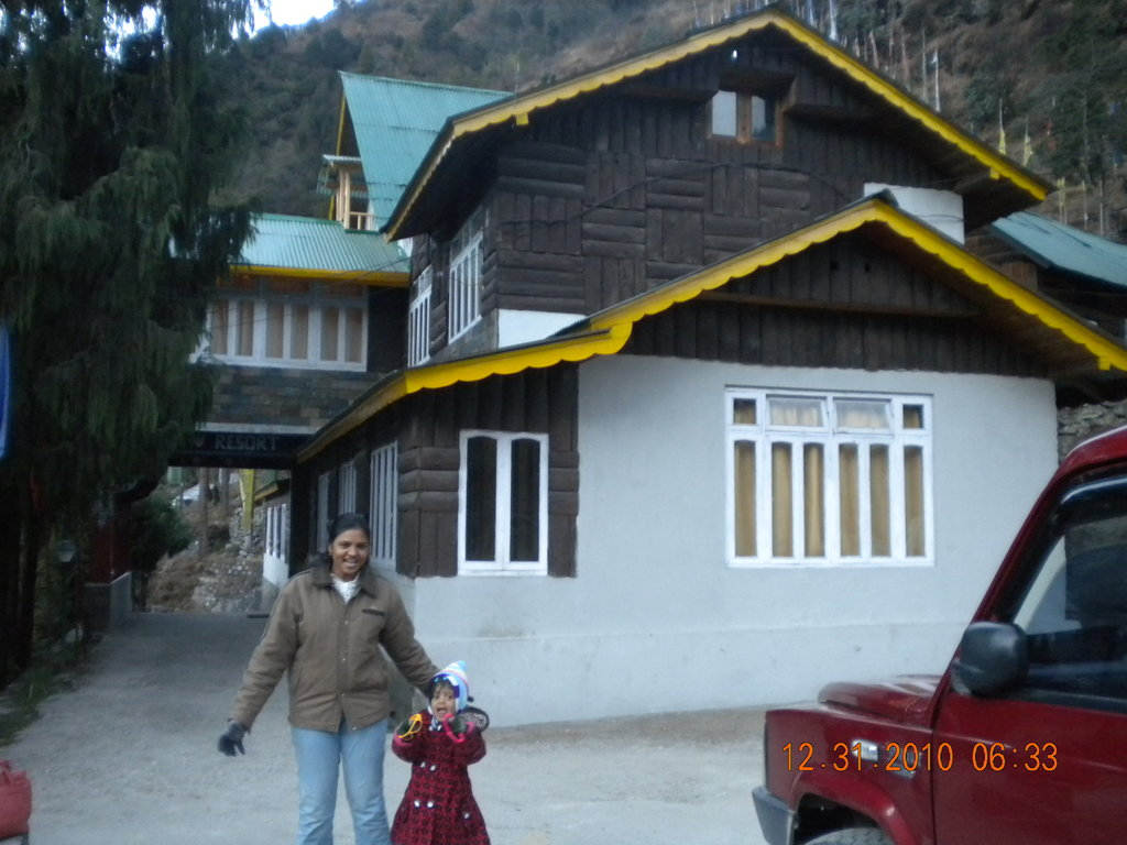Le Coxy Resort Sikkim