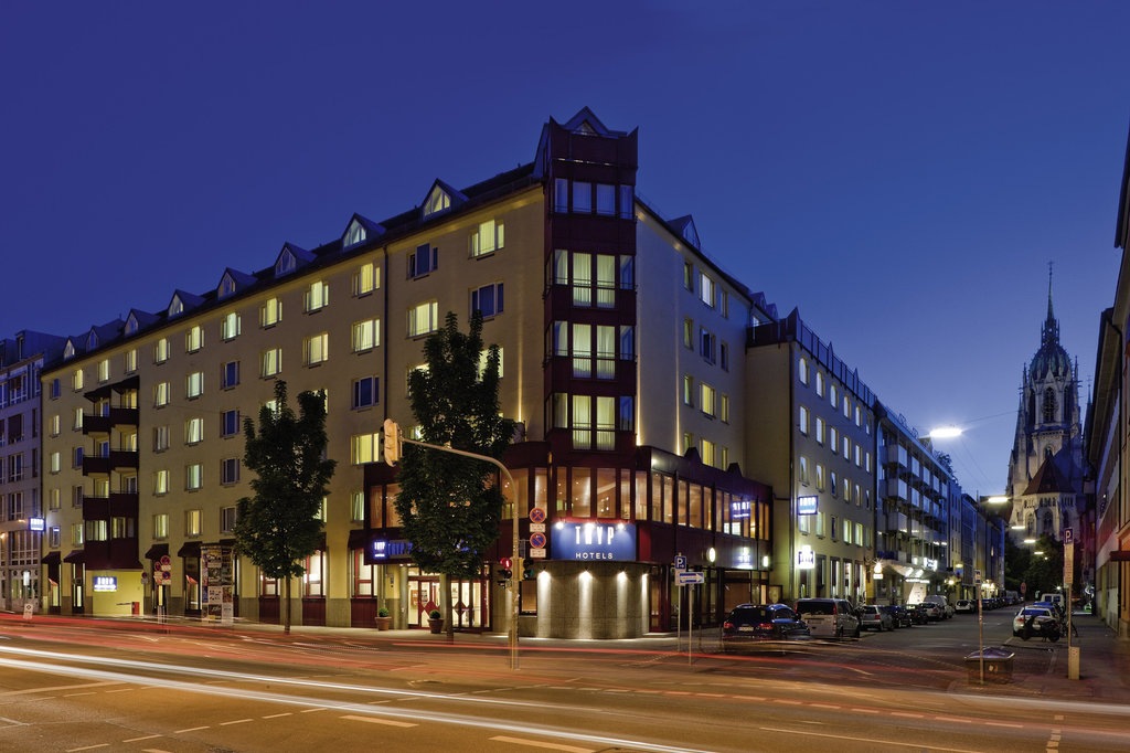 ‪Tryp Munchen City Center‬