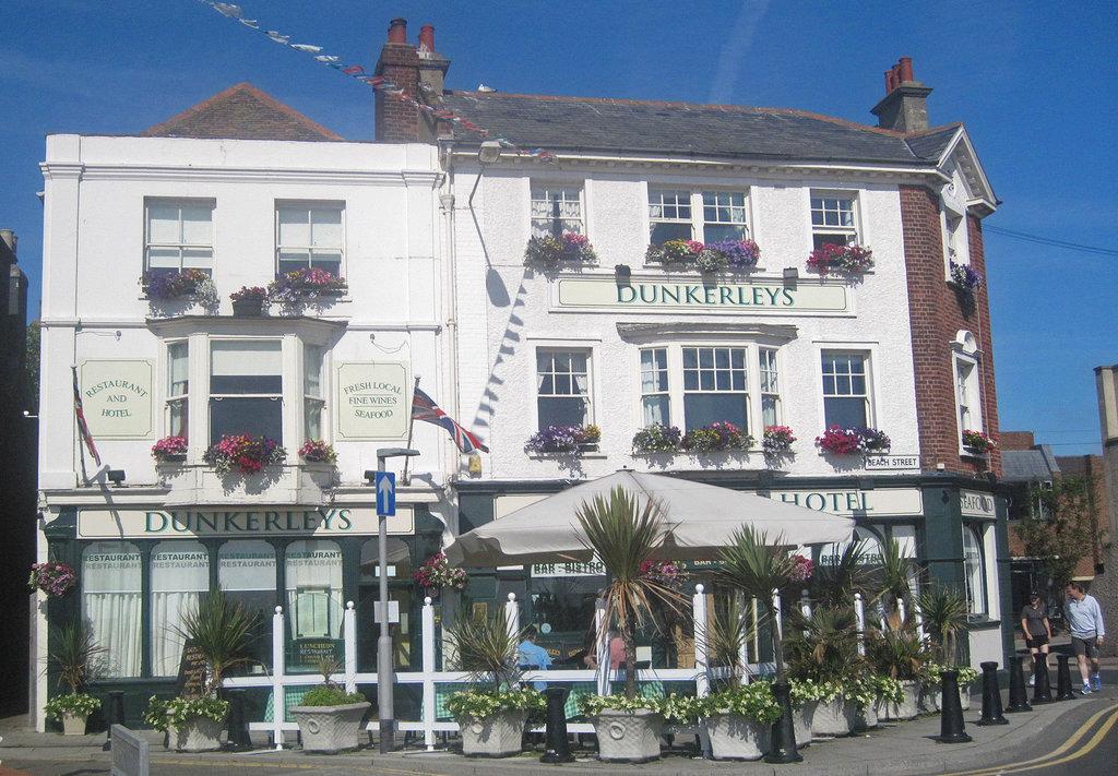 Dunkerley's Restaurant and Hotel