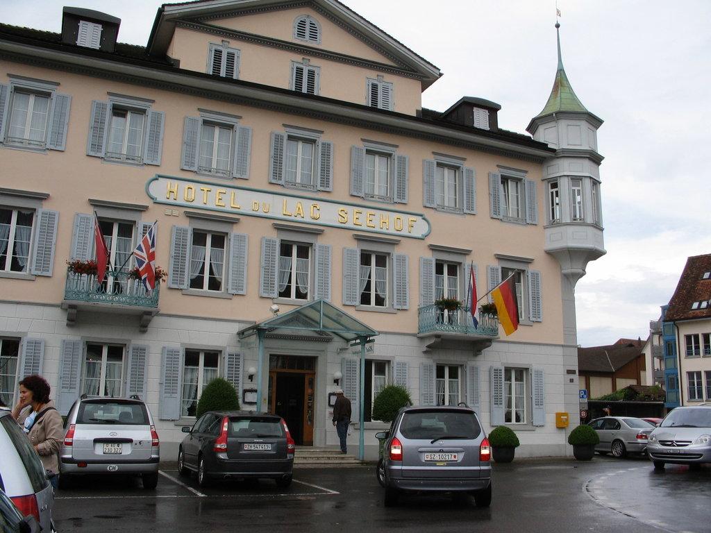 Hotel du Lac Seehof