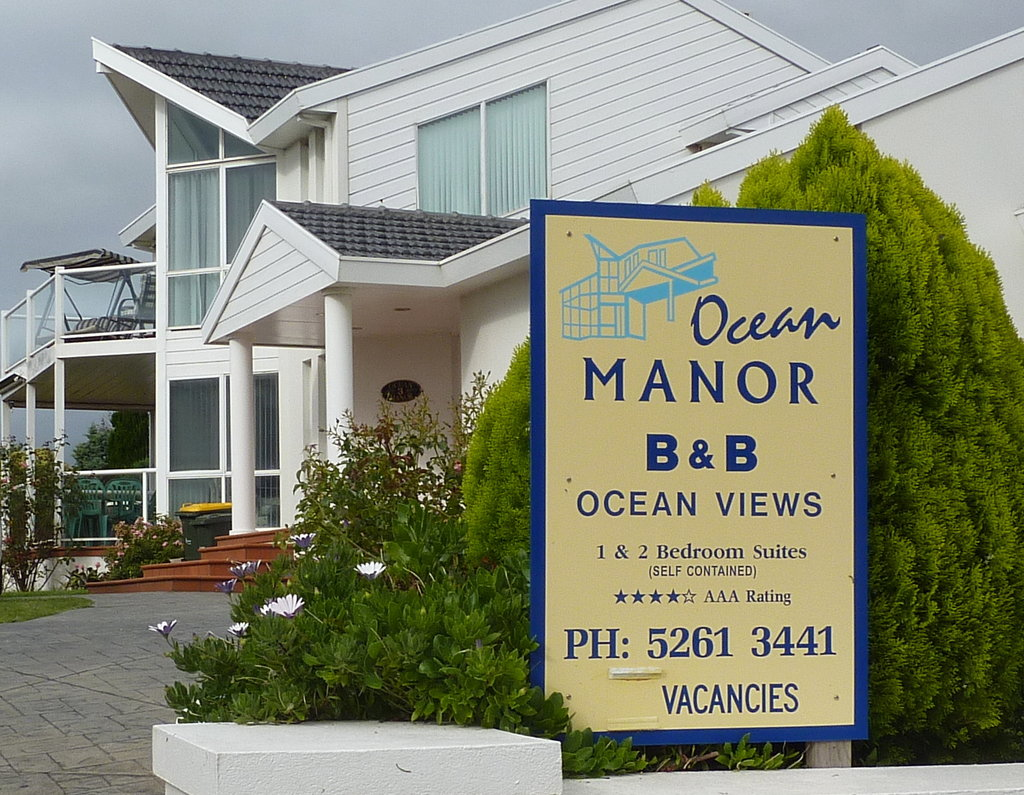 Ocean Manor B&B