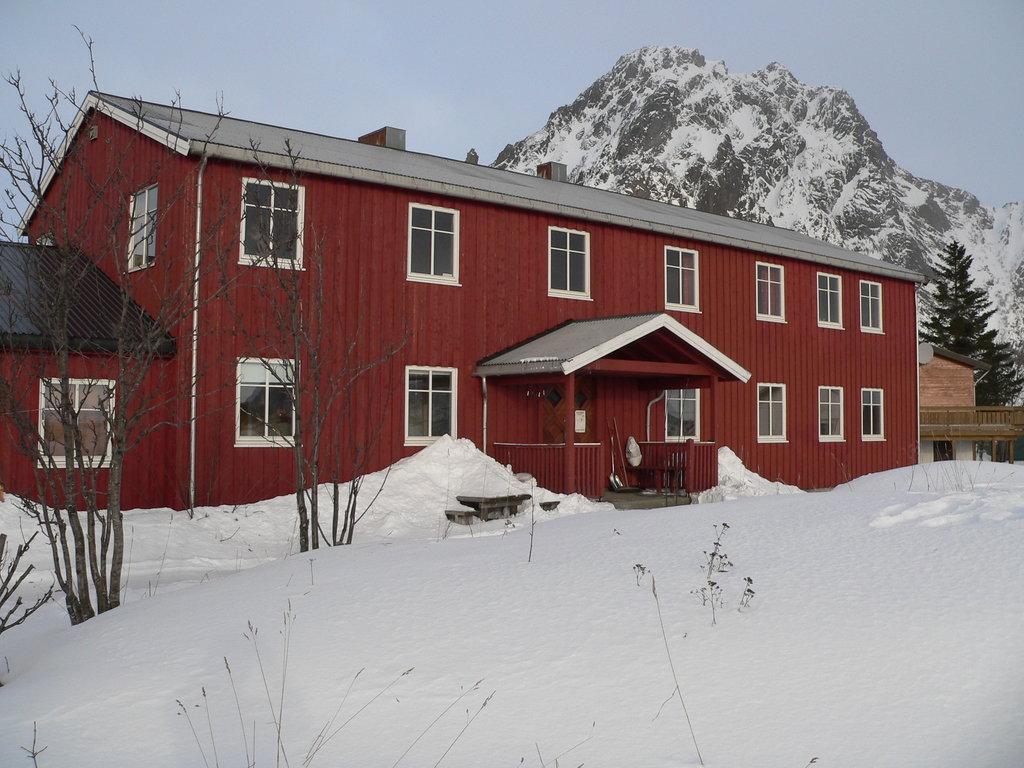 Kunstnerhuset Lofoten
