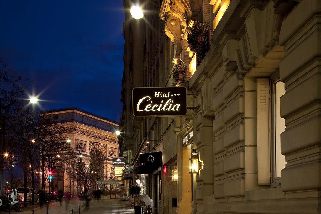 Hotel Cecilia Arc De Triomphe
