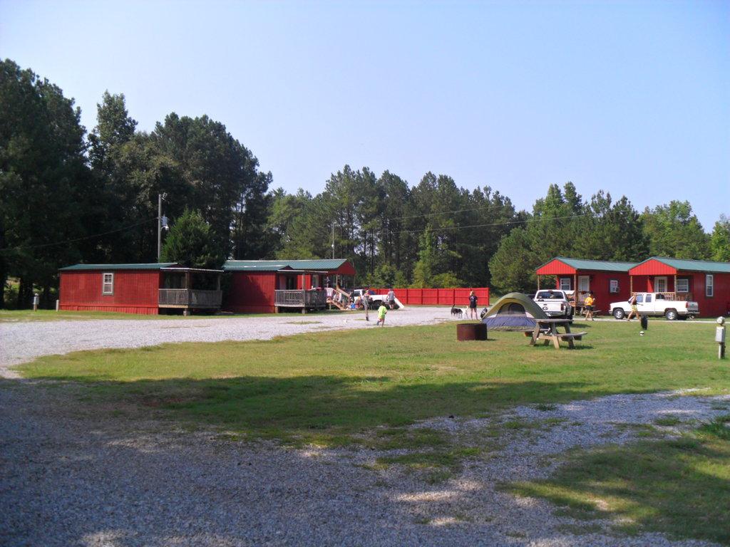 Talladega Creekside Resort