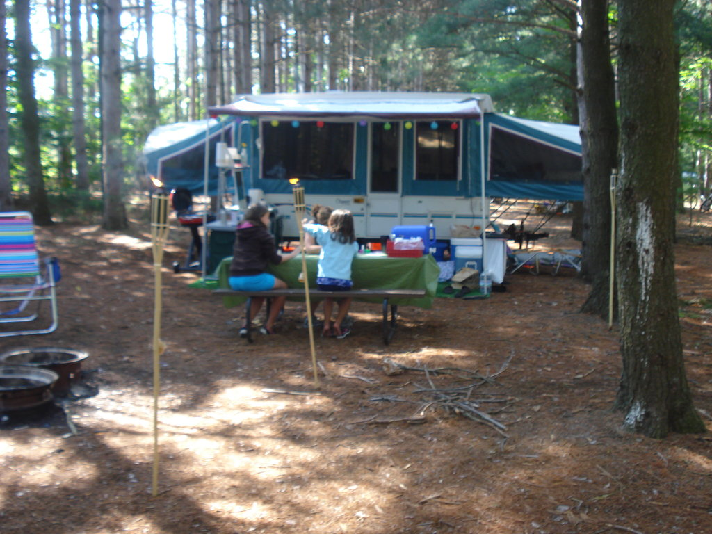 ‪Empire Township Campground‬