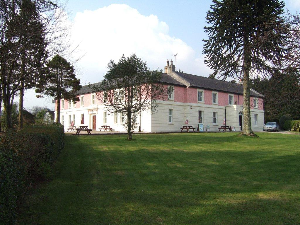 The Pilgrims Rest Hotel
