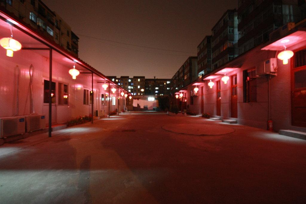 Ming's Dynasty Hostel Chengde