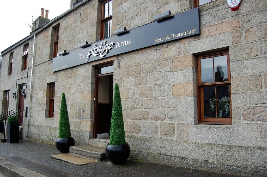 Pitsligo Arms Hotel