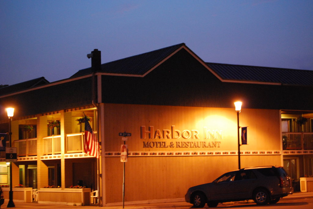 ‪Harbor Inn Restaurant & Motel‬
