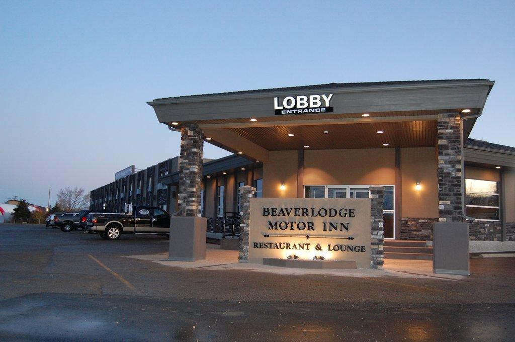 Beaverlodge Motor Inn