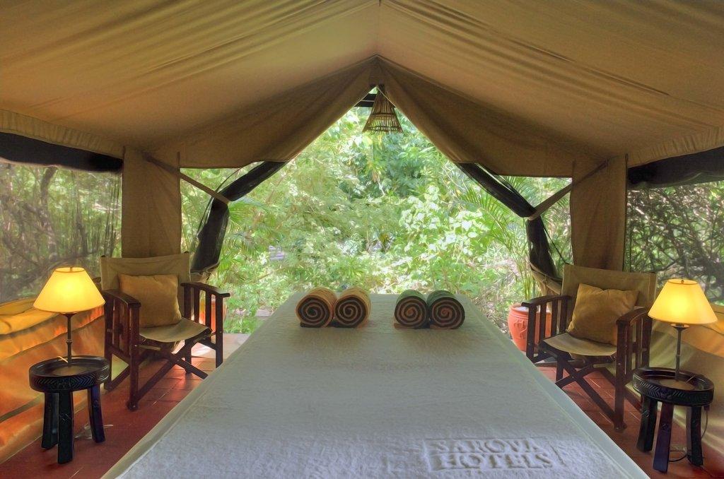 薩若瓦馬拉狩獵營地飯店