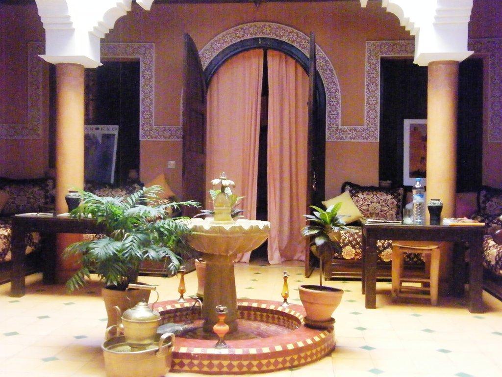 ダール アル ハムラ ホテル