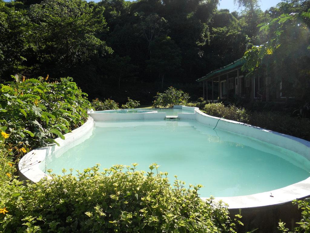 足跡生態溫泉渡假村