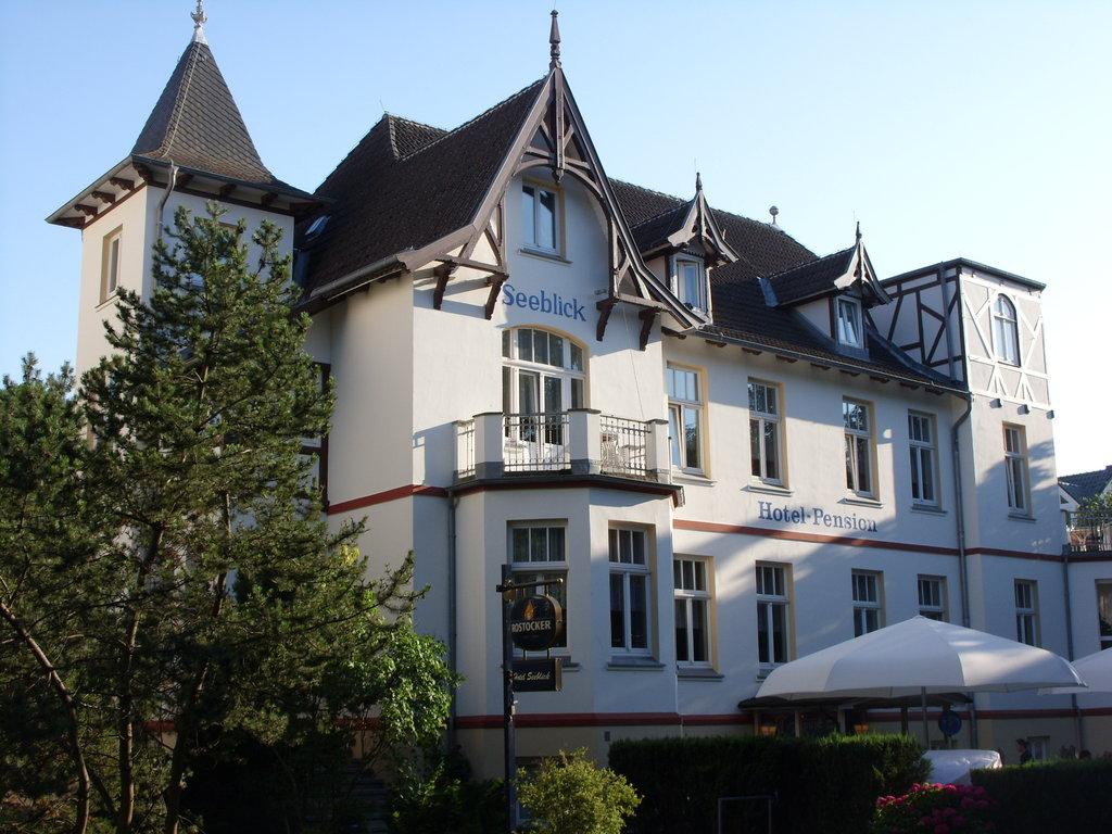 Hotel - Pension Seeblick