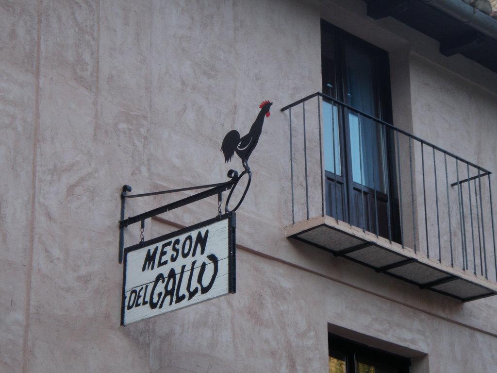 Meson Del Gallo