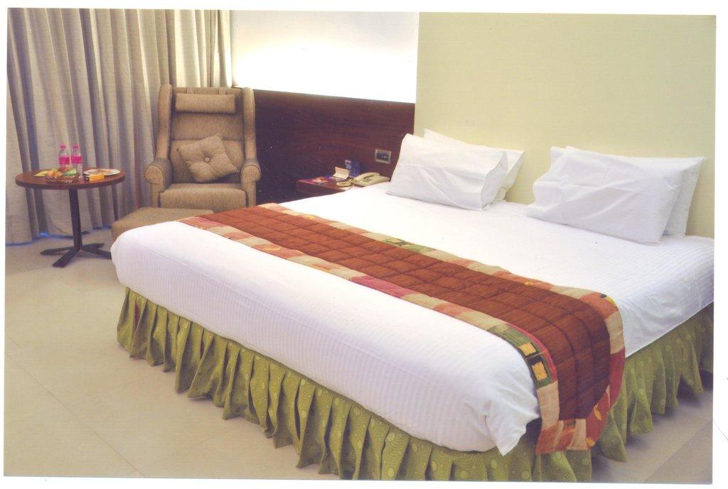 상암 호텔