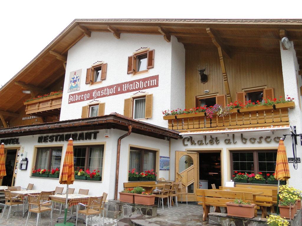 Hotel Restaurant Wellness Waldheim