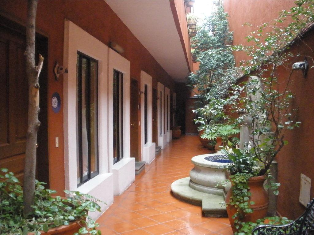 Suites del Centro
