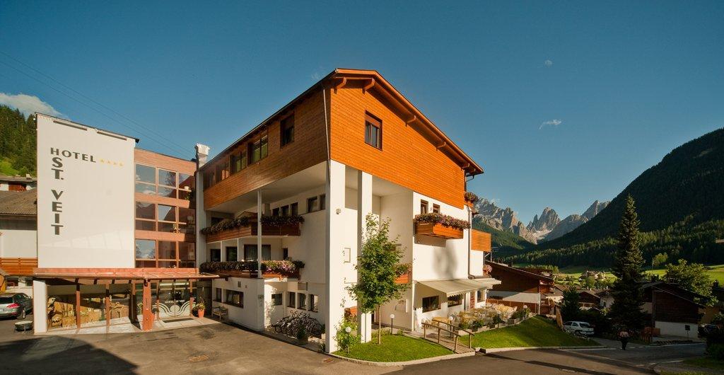 Hotel St Veit