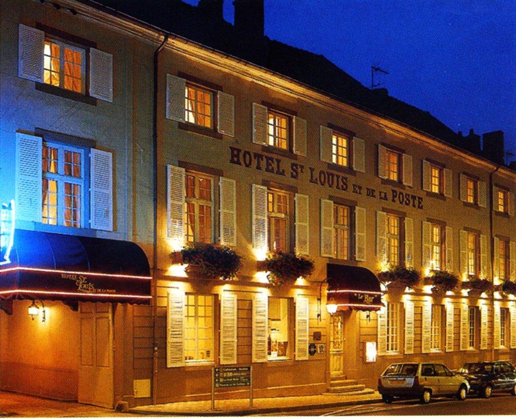 Hotel St. Louis & de La Poste
