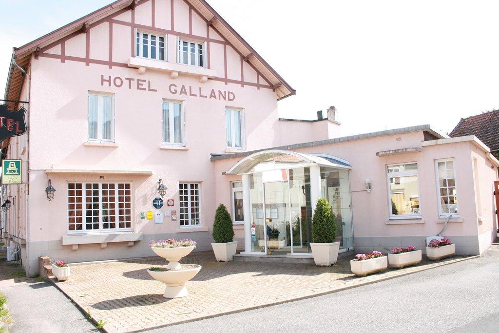 Hotel Restaurant Galland