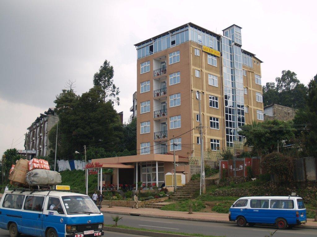 Addis View Hotel