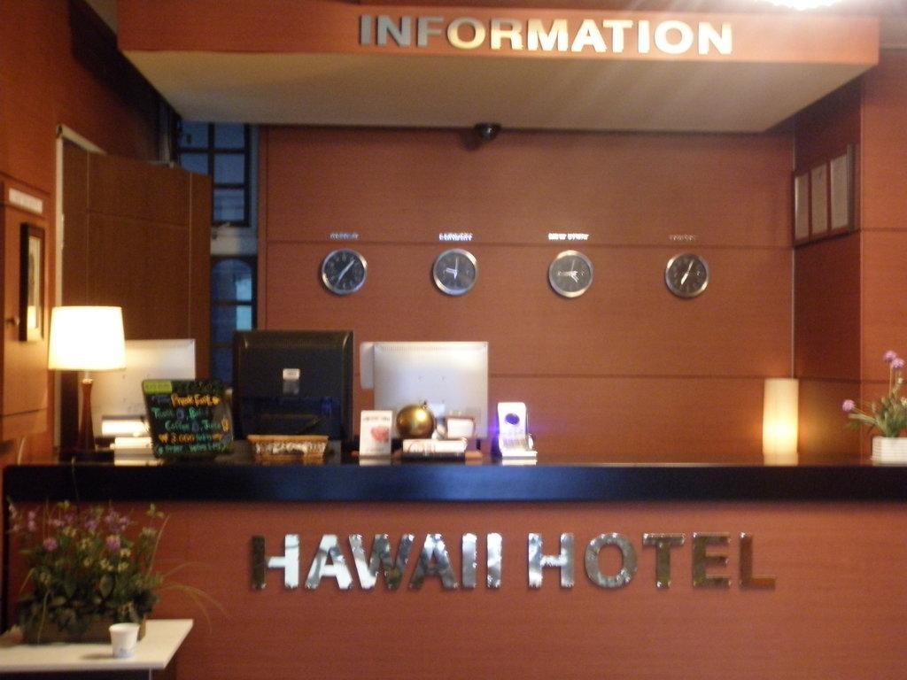Hotel Hawaii