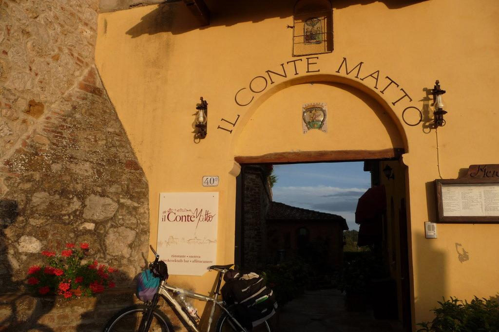 Conte Matto